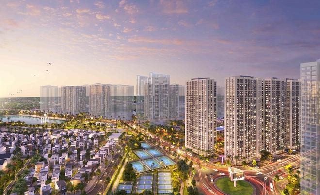Sapphire 2 Vinhomes Smart City – Phân khu bàn giao sớm nhất của dự án
