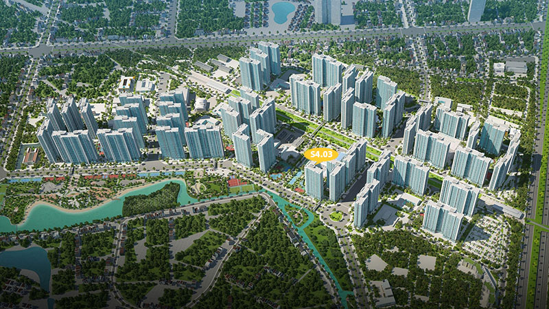 Grand Sapphire Vinhomes Smart City thông tin mới nhất (GS2)