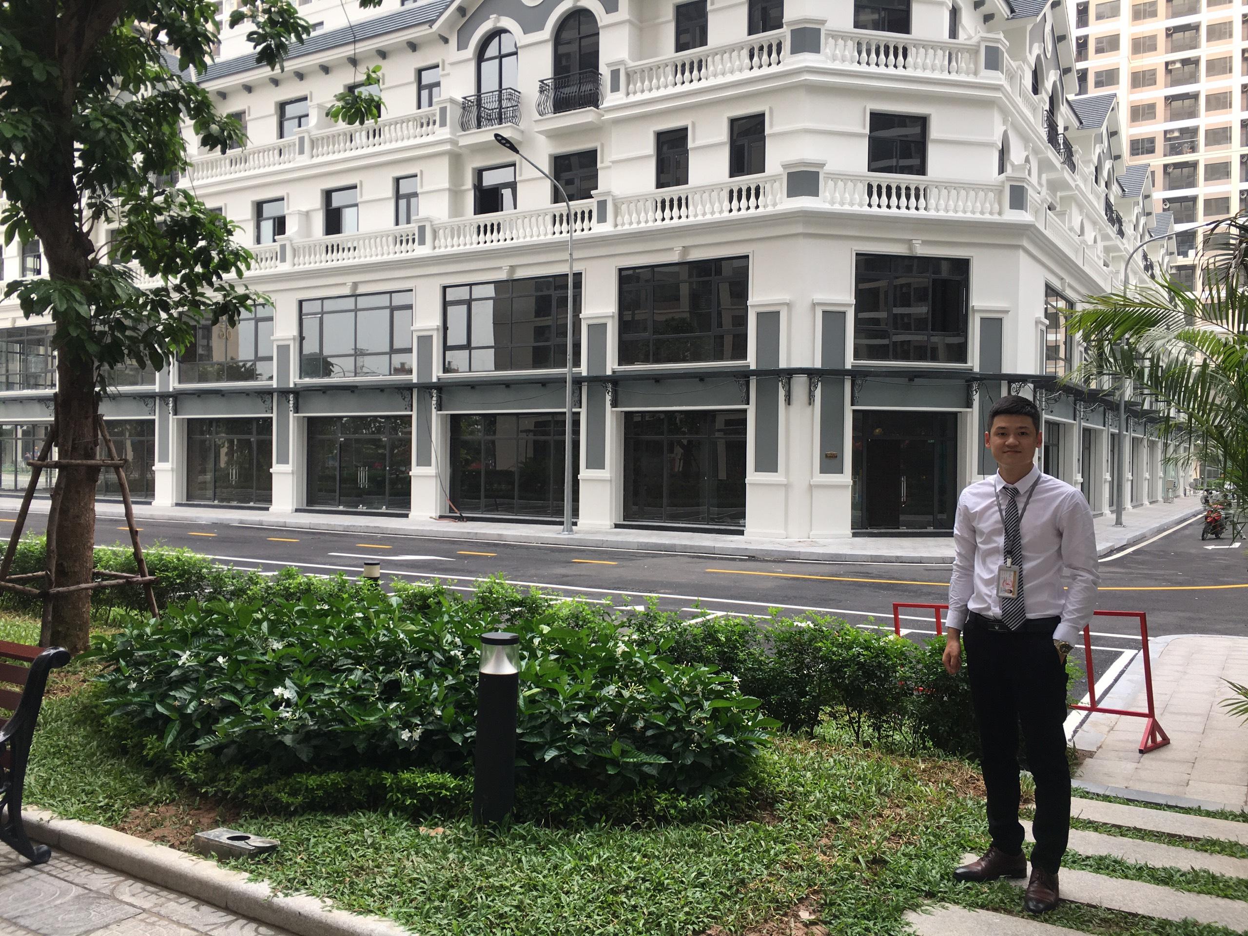 Shophouse Vinhomes Smart City sinh lời ngay từ lúc mở bán
