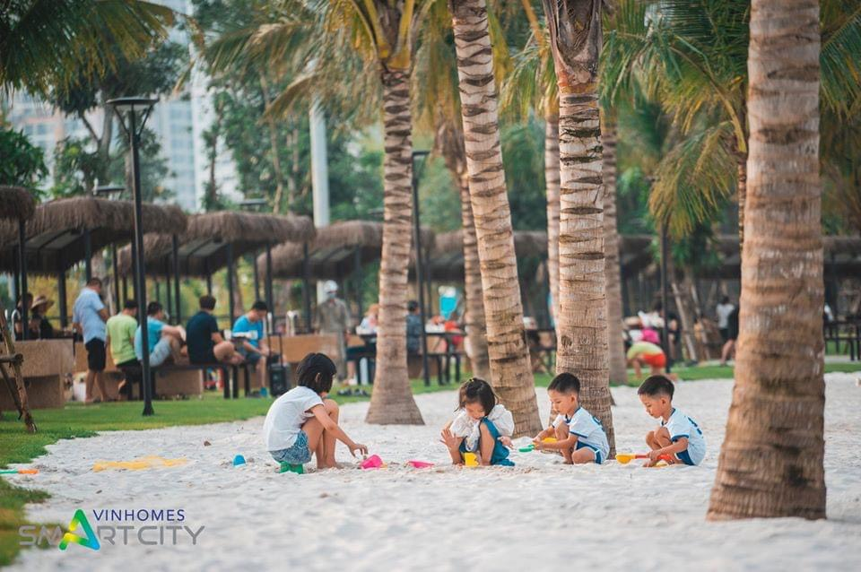Vinhomes Smart City Tây Mỗ Đại Mỗ – Tận hưởng không gian sống xanh giữa lòng Hà Nội