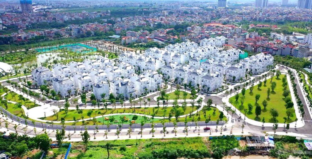 Tổng quan Biệt thự Vinhomes Smart City